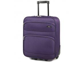 Kabinové zavazadlo MEMBER'S TR-0135/4-50 - fialová