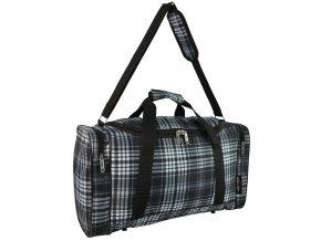 Cestovní taška CITIES Western Gear 145 - černá