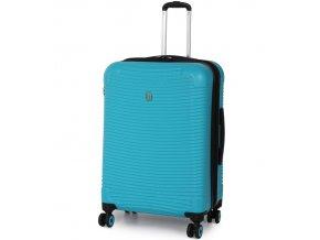 Cestovní kufr IT Luggage HORIZON TR-1500/3-M DUR - modrá   + PowerBanka nebo pouzdro zdarma