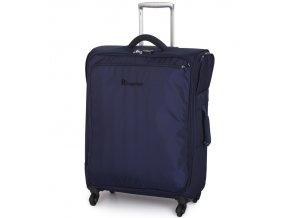 Cestovní kufr IT Luggage Carry-Tow TR-1157/3-M - modrá   + PowerBanka nebo pouzdro zdarma