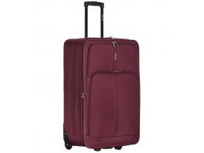 Kabinové zavazadlo Western Gear T-603WG/3-S - vínová