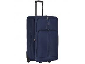 Kabinové zavazadlo Western Gear T-603WG/3-S - modrá