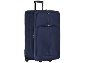 Cestovní kufr Western Gear T-603WG/3-L - modrá   + Pouzdro zdarma