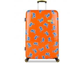 Cestovní kufr B.HPPY BH-1605/3-M - GoGoNuts  + PowerBanka nebo pouzdro zdarma