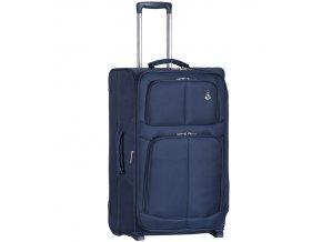 Kabinové zavazadlo AEROLITE T-9613/3-S - tmavě modrá  + Pouzdro zdarma