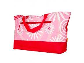 Letní taška Benzi BZ3210 - červená
