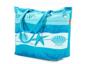 Letní taška Benzi RY201602 - sv. modrá