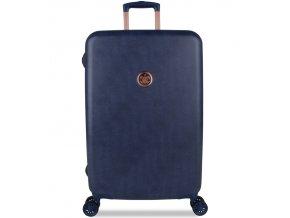 Cestovní kufr SUITSUIT® TR-1235/3-M - Raw Denim  + PowerBanka nebo pouzdro zdarma