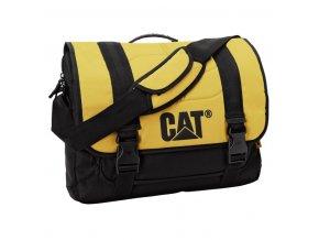 CAT Corey Millennial, taška přes rameno, žlutá/ černá