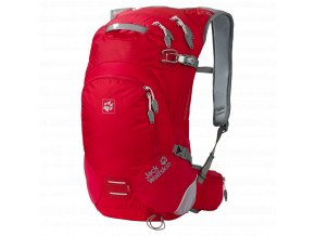 Jack Wolfskin ACS STRATOSPHERE 20 PACK Red Fire - batoh