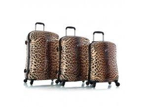 Heys Leopard Panthera S,M,L – sada 3 kufrů  + PowerBanka nebo pouzdro zdarma