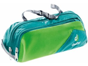 3d0065fa19 Deuter Wash Bag Tour I petrol-spring - toaletní taška