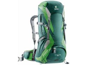 Deuter Futura Pro 36 forest-emerald - Batoh  + PowerBanka nebo pouzdro zdarma
