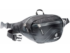 Deuter Belt I black-anthracite - ledvinka