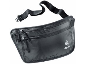 Deuter Security Money Belt II black - ledvinka