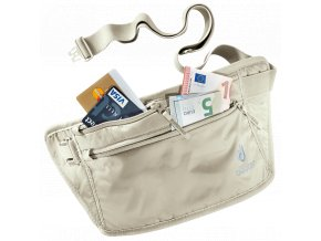 Deuter Security Money Belt II sand - ledvinka