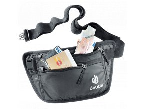 Deuter Security Money Belt I black - ledvinka