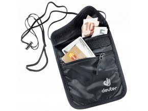 Deuter Security Wallet II black - peněženka