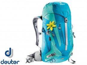 Deuter ACT Trail 22 SL Petrol-mint - Batoh  + PowerBanka nebo pouzdro zdarma