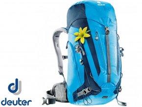 Deuter ACT Trail 28 SL turquoise-midnight - Batoh  + PowerBanka nebo pouzdro zdarma