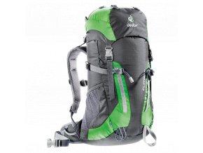 Deuter Climber anthracite-spring - Dětský batoh