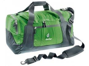 Deuter Relay 40 emerald-granite - cestovní taška  + Pouzdro zdarma