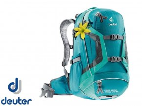 Deuter Trans Alpine Pro 24 SL Petrol-mint - Batoh  + PowerBanka nebo pouzdro zdarma