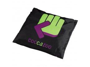 Pláštěnka pro batoh CoocaZoo, černá