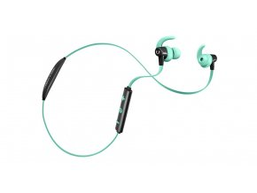 FRESH ´N REBEL Lace Sports Earbuds Bluetooth sluchátka, světle zelená