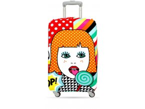 LOQI Cover M POP Lollipop