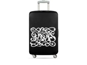 LOQI Cover M TYPE Art Deco Luggage