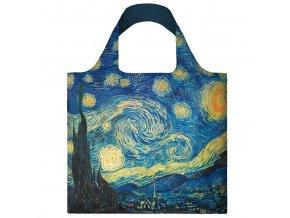 LQ45790 LOQI Shopping Bag The Starry Night P1