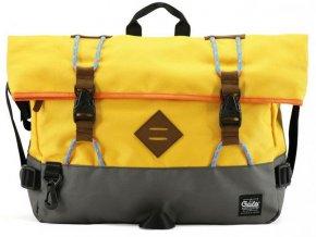 G.RIDE taška ANTOINE yellow/brown  + Pouzdro zdarma