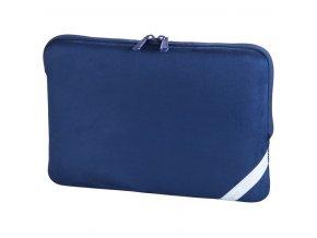 """Hama """"Velour"""" notebook obal, 26 cm (10.2""""), modrá"""