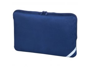 """Hama """"Velour"""" notebook obal, 40 cm (15.6""""), indigo modrá"""