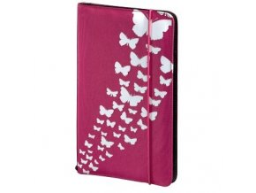 Hama up to Fashion CD/DVD Nylon Wallet 48, pink