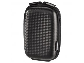 Hama Camera Bag Hardcase Carbon Style 60 H, black