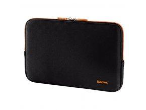 """HAMA Obal na tablet """"Innovation"""", 15-18 cm (6-7""""), černá/oranžová"""