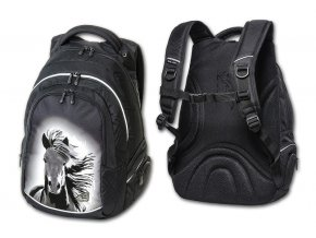 Studentský batoh Dream Horse  + Pouzdro zdarma