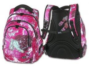 Studentský batoh Sneaker  + Pouzdro zdarma
