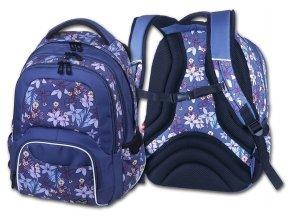 Studentský batoh Switch Flowers