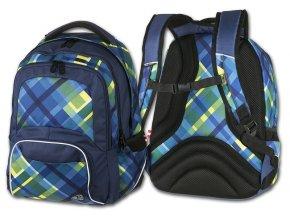 Studentský batoh Switch Checker  + Pouzdro zdarma
