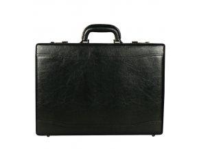 Atache kufr REAbags 569 - černá  + Pouzdro zdarma