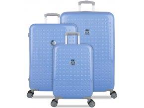 Sada cestovních kufrů SUITSUIT® TR-1236/3 - Matrix Serenity  + PowerBanka nebo pouzdro zdarma