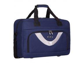 Cestovní taška AZURE 7541 - modrá