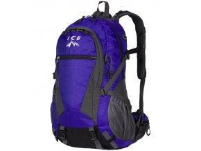 Batoh sportovní Mountain ICE 7581 - modrá/šedá