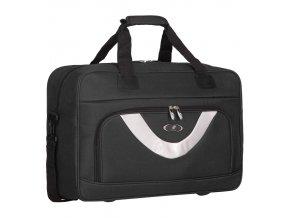 Cestovní taška AZURE 7541 - černá