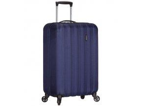 Kabinové zavazadlo ICE T-1109/3-S ABS - modrá  + PowerBanka nebo pouzdro zdarma