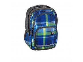 Školní batoh All Out Blaby, Woody Blue  + Pouzdro zdarma