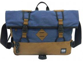 G.RIDE taška ANTOINE light brown/blue